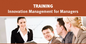 Innovation Management for Managers Training